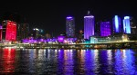 "Brisvegas. Brisbane resident Geraldine O'Flynn, who also attended Expo88, said that the G20 ""Brings Brisbane out of the small town mentality and puts it on the Australian cultural agenda"""