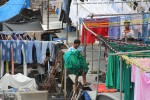 "Washers in the Dhobi Ghat are locally known as ""Dhobis"""