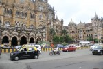 The stunning architecture of the Victoria Terminus, Mumbai's iconic railways station