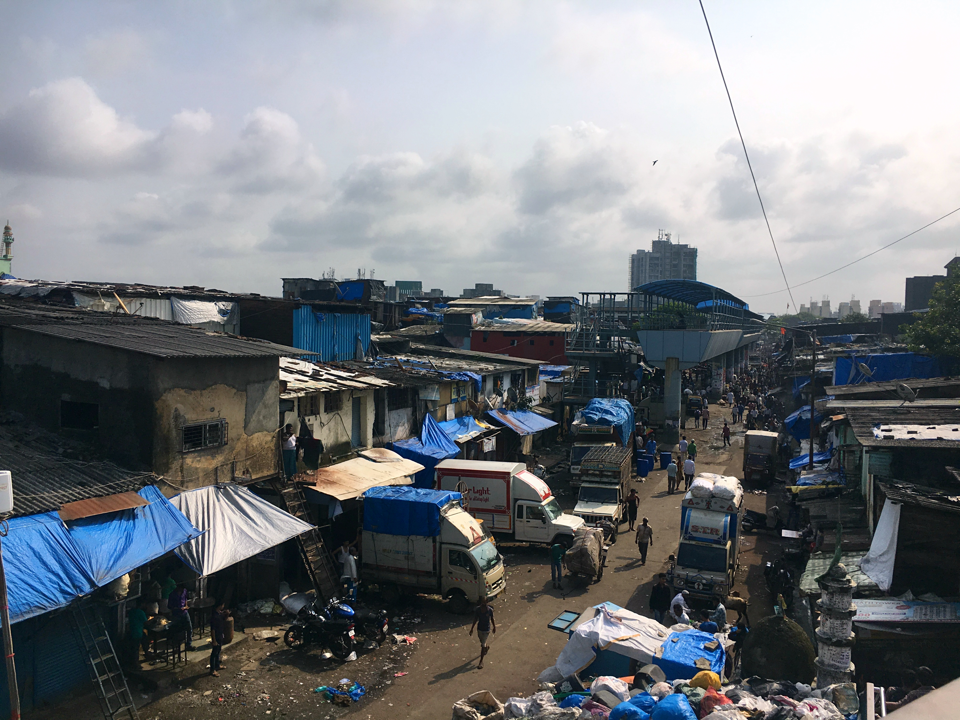 Misconceptions of Dharavi