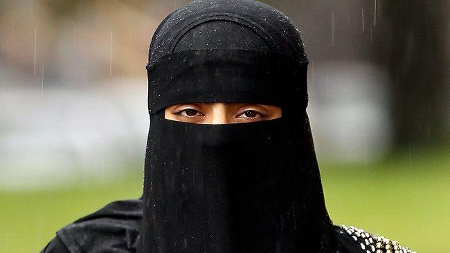 Unveiling the Burqa